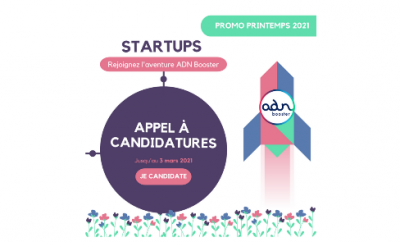 ADN Booster Promotion Printemps 2021